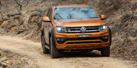 2020 Volkswagen Amarok Canyon review