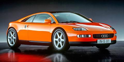 Design Review: Audi Quattro Spyder Concept (1991)