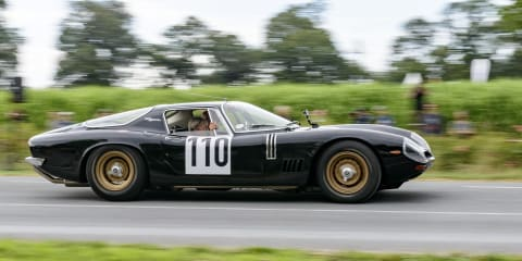 Trio of Aston Martin executives set to revive Bizzarrini – UPDATE: Brand's first model confirmed