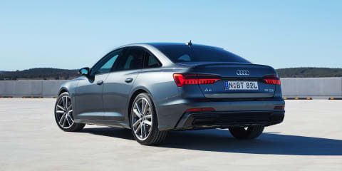 2020 Audi A6 pricing and specs