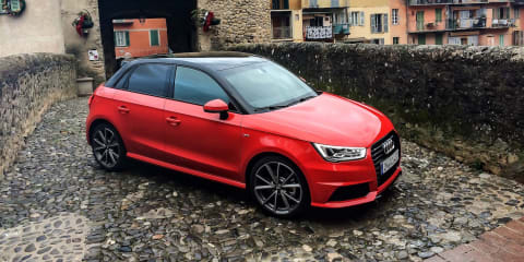 2015 Audi A1 Review