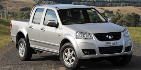 Great Wall V240 dual-cab cut to $20,990 driveaway