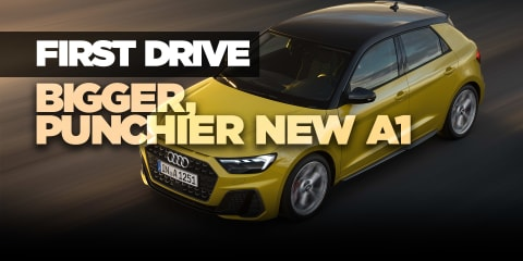 2019 Audi A1 review: Bigger, punchier... what's not to love?