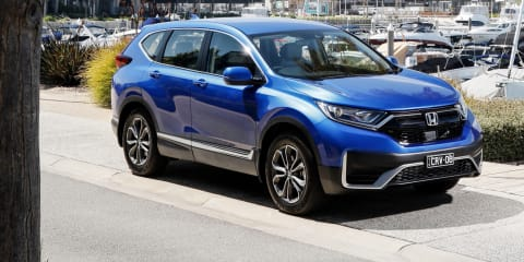 2021 Honda CR-V VTi-L review