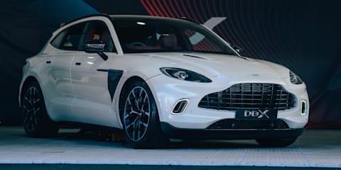 2020 Aston Martin DBX: $357,000 SUV 'sold out' in Australia