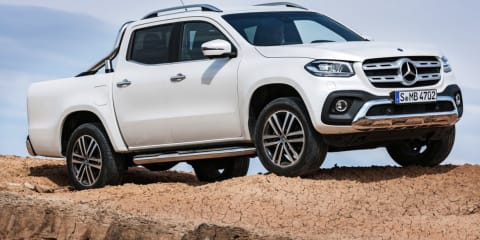 Mercedes-Benz X-Class sales below expectations, says vans boss