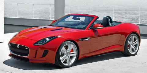 Jaguar F-Type to start from $139,000