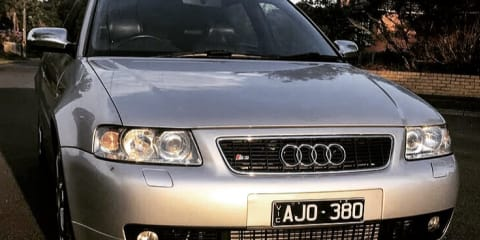 2001 Audi S3 1.8 review