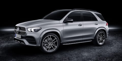 Mercedes-Benz GLE580 joins US line-up