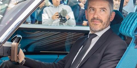 Peugeot design boss Gilles Vidal leaves for Renault