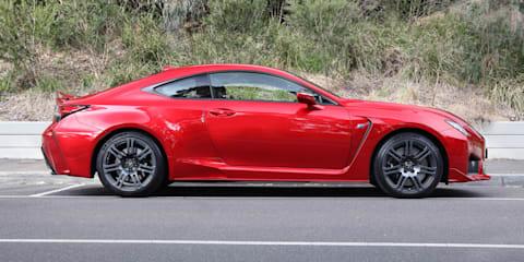 2019 Lexus RC F review