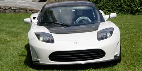 Last Tesla Roadster ever built listed for more than $2 million