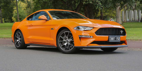 2021 Ford Mustang review: 2.3L High Performance Fastback