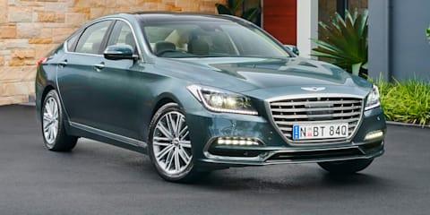 2018 Genesis G80 and 2015-2017 Hyundai Genesis recalled for fire risk following mass Kia and Hyundai recalls