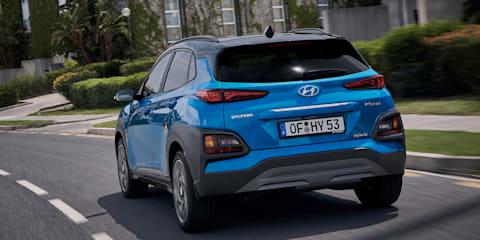 2020 Hyundai Kona Hybrid priced from $40,100 in the UK
