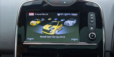 Renault R-Sound Effect RS System