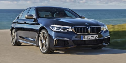 2020 BMW M550i: 'Pure' V8 sedan priced from $134,900