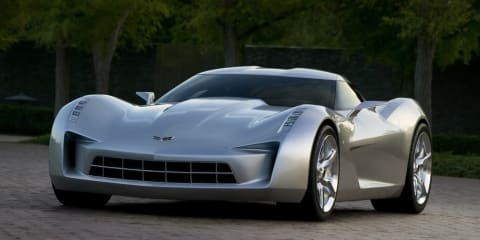 2014 Chevrolet Corvette C7 to get Porsche 911-style seven-speed manual: report