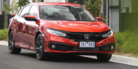 2019 Honda Civic sedan pricing and specs