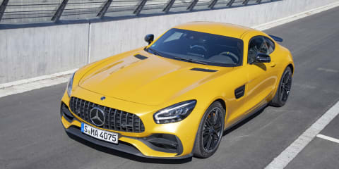 2020 Mercedes-AMG GT pricing and specs