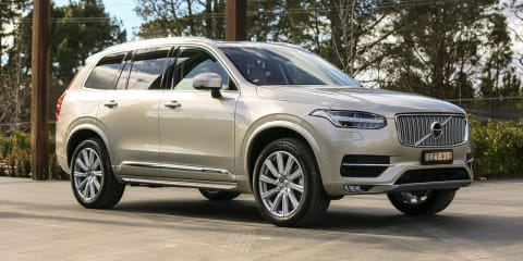 2016 Volvo XC90 Australian Launch Walkaround