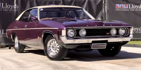1973 Ford Falcon XA GT RPO 83 sells for $250k following 'Chicken Coupe' record sale