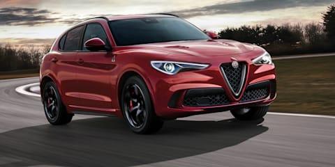 2021 Alfa Romeo Stelvio price and specs