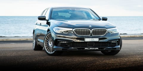 2019 Alpina B5 Touring review