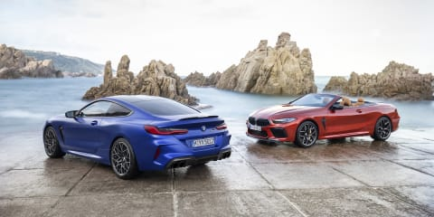 2019 BMW M8 Competition unveiled, here early 2020
