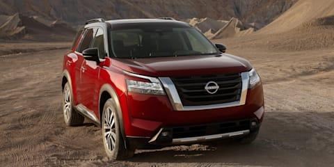 2022 Nissan Pathfinder: Eight-seater SUV revealed