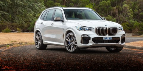 2019 BMW X5 M50d review
