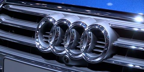 2016 Audi A4 Walkaround : 2015 Frankfurt Motor Show