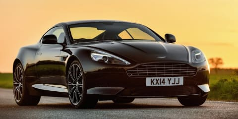 Aston Martin debating name of DB9 successor - report
