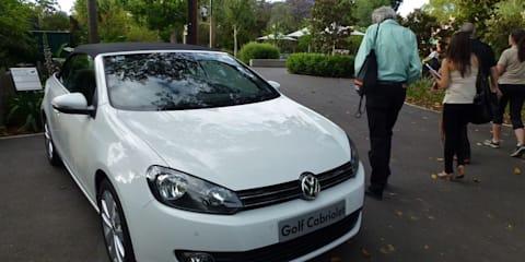 Volkswagen Golf Cabriolet Preview
