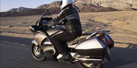 Motorcycle riders less likely to drink and drive