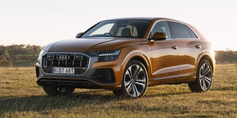 2019 Audi Q8 pricing and specs