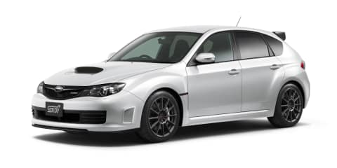 Subaru Impreza WRX STI R205 performance edition launched