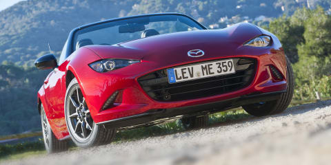 2015 Mazda MX-5 weighs under a tonne, will be lighter than some first-gen models - report