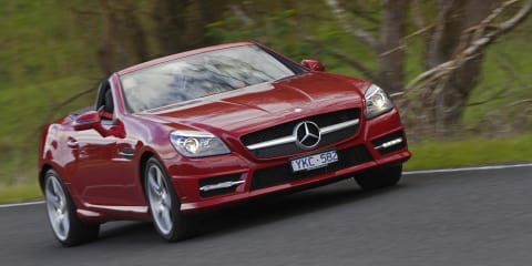 2016 Mercedes-Benz SLK recalled for steering issue