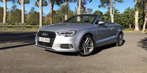 2017 Audi A3 Cabriolet review