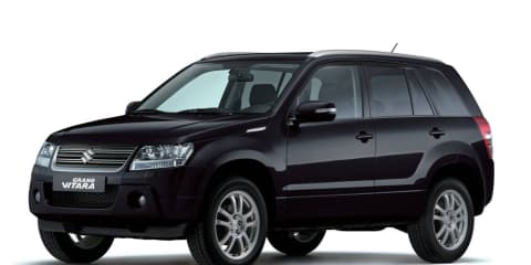 Suzuki Grand Vitara Sport on sale in Australia