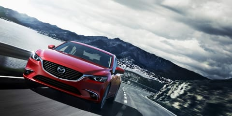 Mazda looking at increasing fleet sales