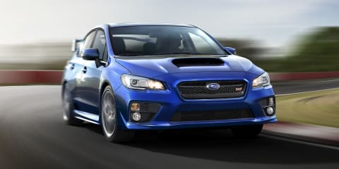 Subaru WRX STI : 227kW sports sedan revealed