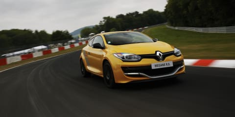Renault Megane RS275 Trophy Review: Lapping the Nurburgring