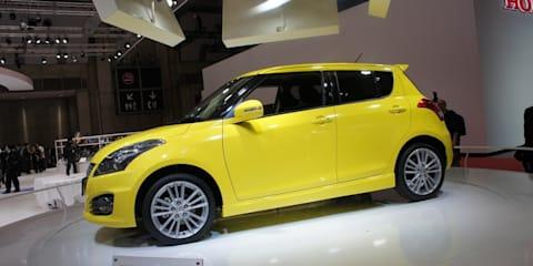 Suzuki: New Cars 2012