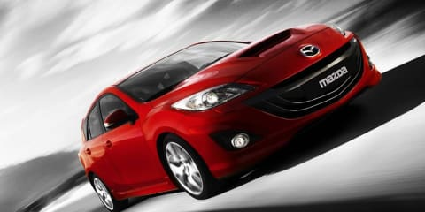 Australia among the first to see new Mazda3 MPS