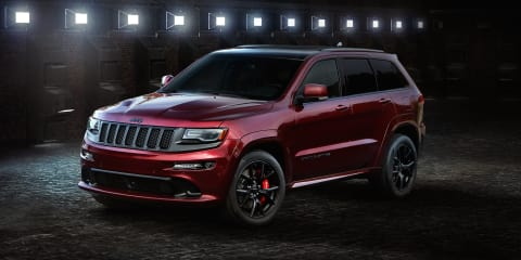 Jeep Grand Cherokee SRT Night, Wrangler Backcountry special editions revealed