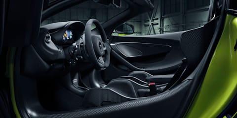 2019 McLaren 600LT Spider revealed