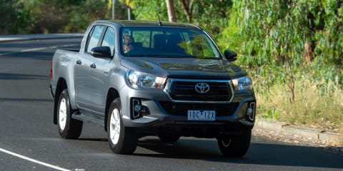 2019 Toyota HiLux SR review