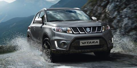 Suzuki Vitara S with 1.4-litre turbo unveiled - UPDATE: Australian launch under consideration